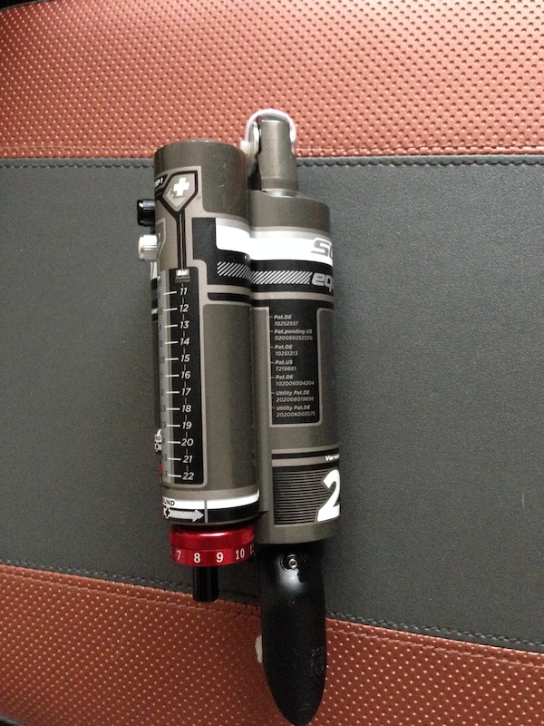 Scott Dt Swiss Equalizer 2 Rear Shock For Sale