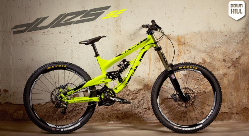 Downhill Bikes 2014 by frankfitzpatrick - Pinkbike