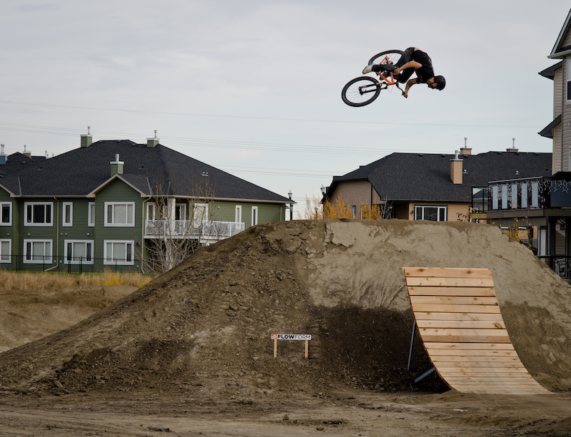 Bike Jumping Parks offered at the park