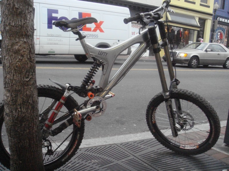 Ugliest Bike Ever Singletrack Forum