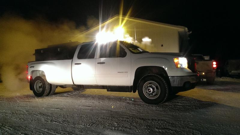 P Pb on Duramax Diesel Exhaust