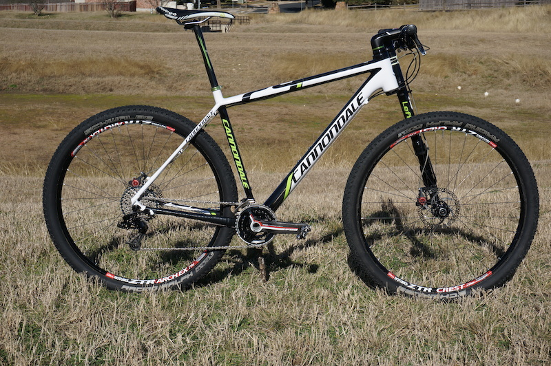 2013 Cannondale F29 Carbon Xc Race Bike 21lbs For Sale