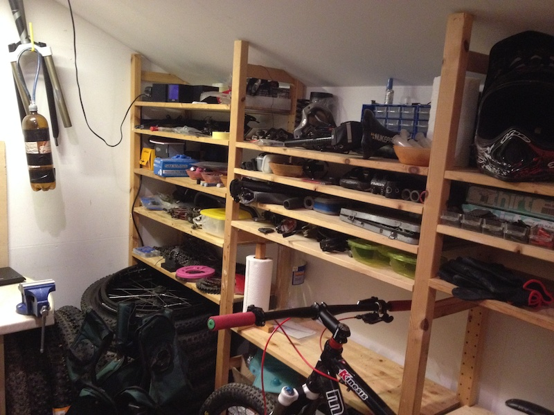 Shed/workshop ideas - BikeRadar Forum