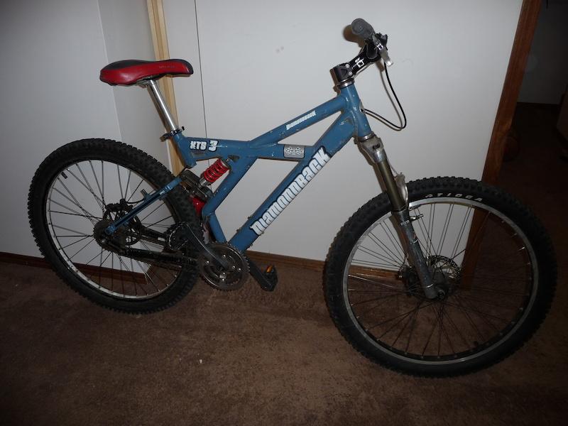 Bike Xts3 XTS medium Parts bike