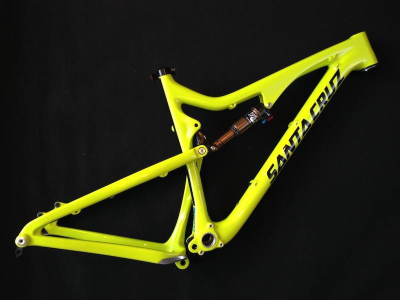 santa cruz bronson carbon 2014 650b large mountain bike frame 1499 singletrack forum