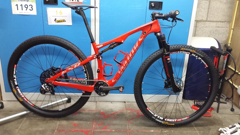 Mountainbike Nl Toon Onderwerp Specialized Epic S