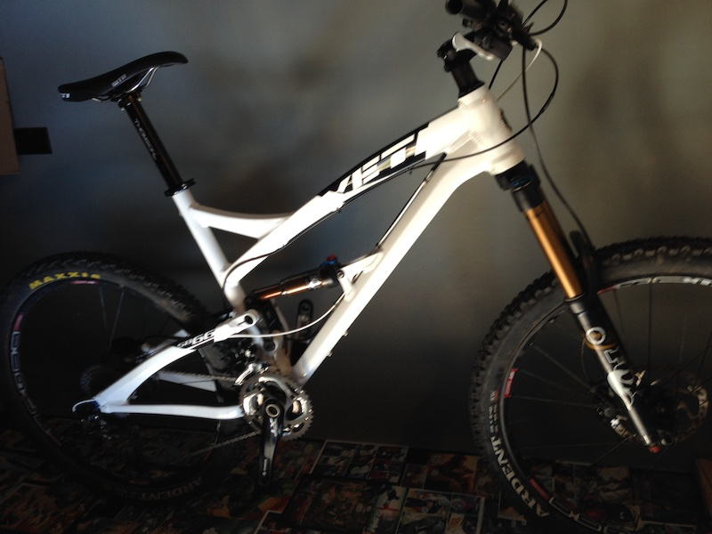Yeti Sb66 Frame For Sale