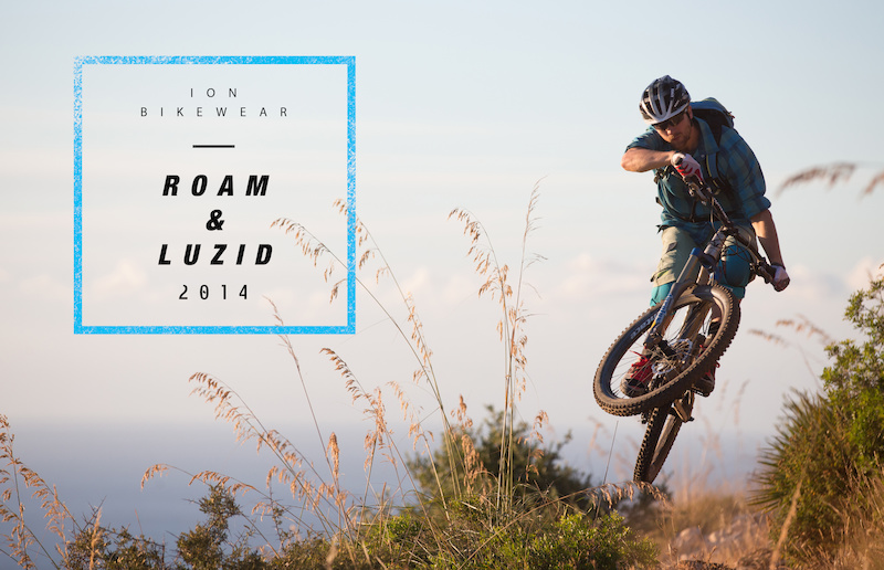 Into for the ION 2014 ROAM amp LUZID lines urban inspired casual tech rifding collection