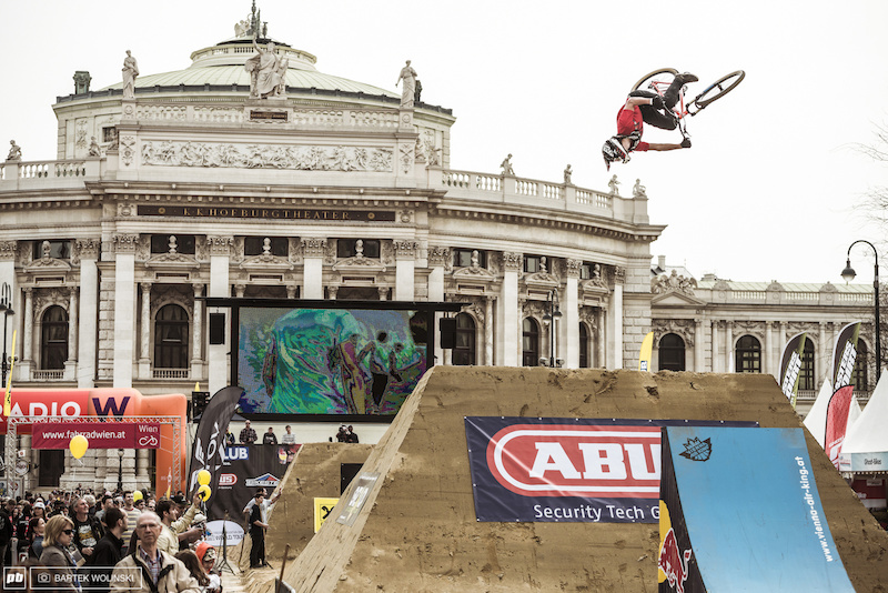 The French madman can flatspin both ways. Would we see a double flip in the Sunday s final