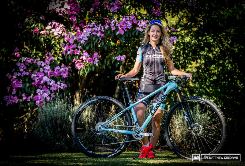Emily Batty S Trek Superfly Pietermaritzburg World Cup