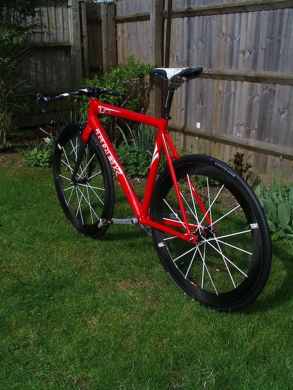 FS: Trek T1 Track Bike – Singletrack Magazine