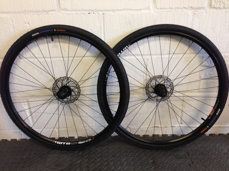 700c Disc Wheelset >> 2012 WTB SX17 700c Wheelset + Tyres for Disk Brakes. Cyclocross / For Sale