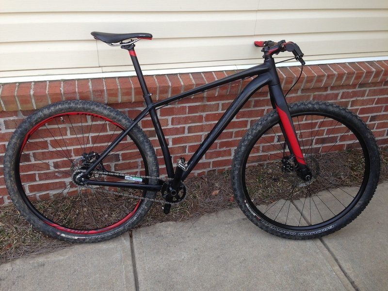 2014 Specialized Crave Sl 29er Singlespeed For Sale