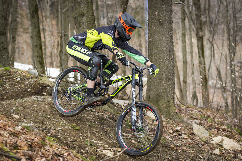 2014 Lama Cycles NS Bikes DH Team Spring Photoshoot