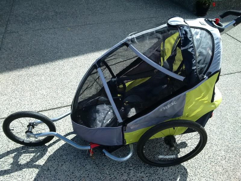 2008 Trek Little Bug Stroller Jogger For Sale