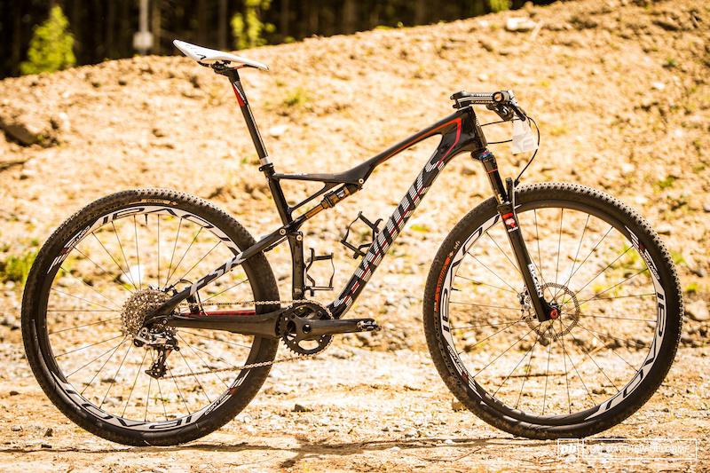 Xc Bike Checks 4 World Cup Race Machines Pinkbike