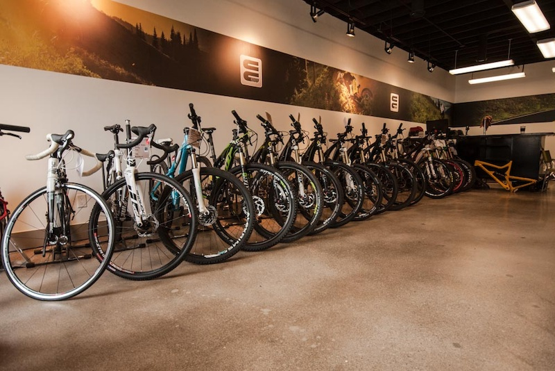 Calgary Cycle Outlet - Mountain Bike Lineup