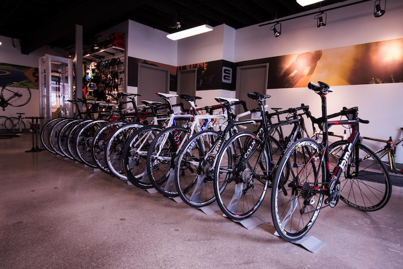 Calgary Cycle Outlet - Road Bike Lineup