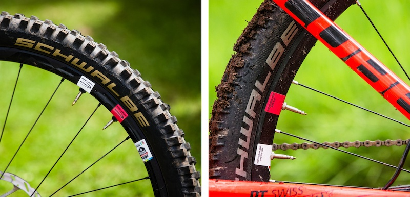 Schwalbe Dual Valve. Matt Wragg photo.