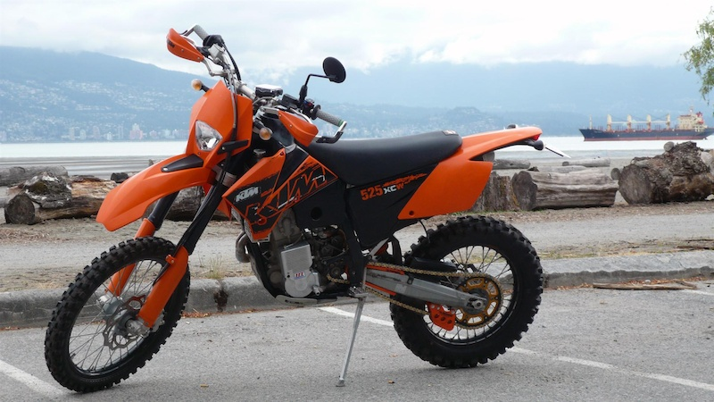 Ktm Xcw For Sale Bc