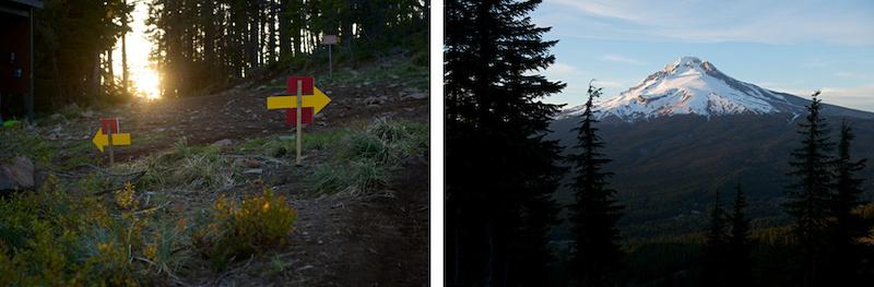 Ski Bowl Mt Hood.