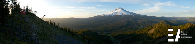 NW Cup 3 2014. Ski Bowl Mt. Hood OR.