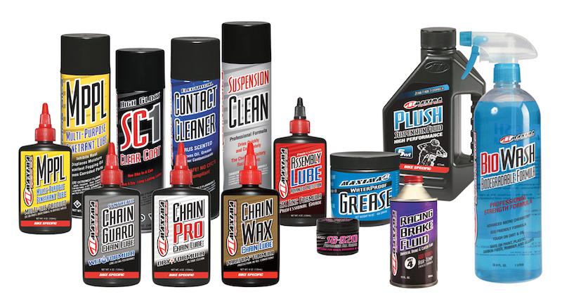 2014 Maxima BIKE product line