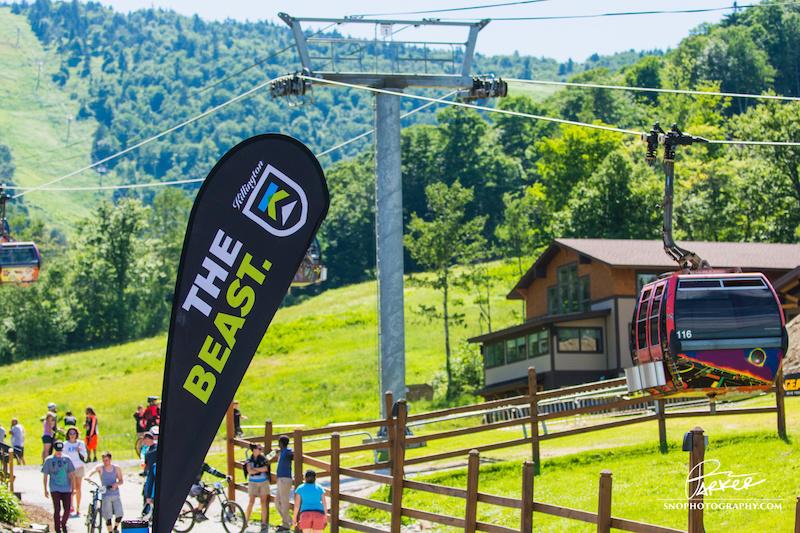 POC ESC Downhill Cup 2 - Killington Vermont 2014