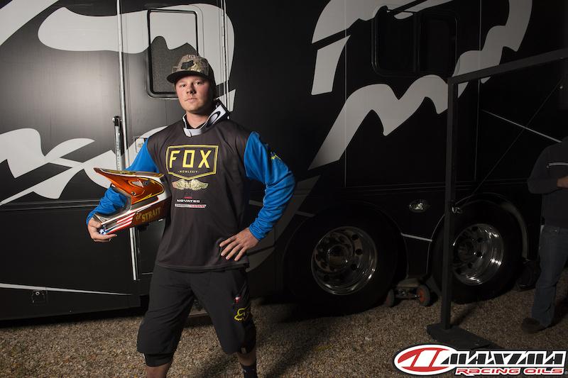 2X Rampage Champ Kyle Strait.