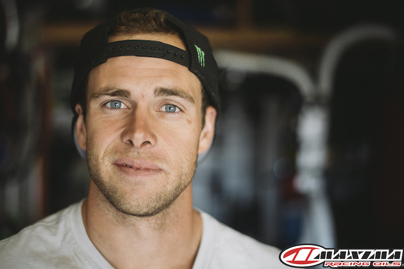 Maxima BIKE athlete Cam Zink.