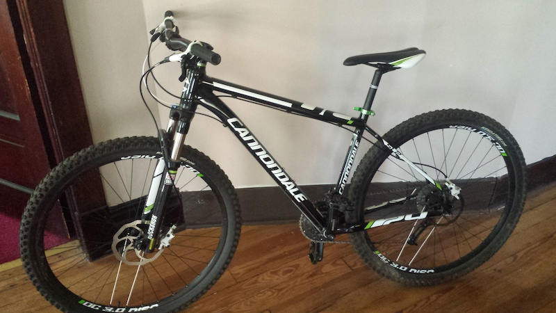Cannondale Bikes For Sale >> 2013 Cannondale Trail SL2 29er For Sale