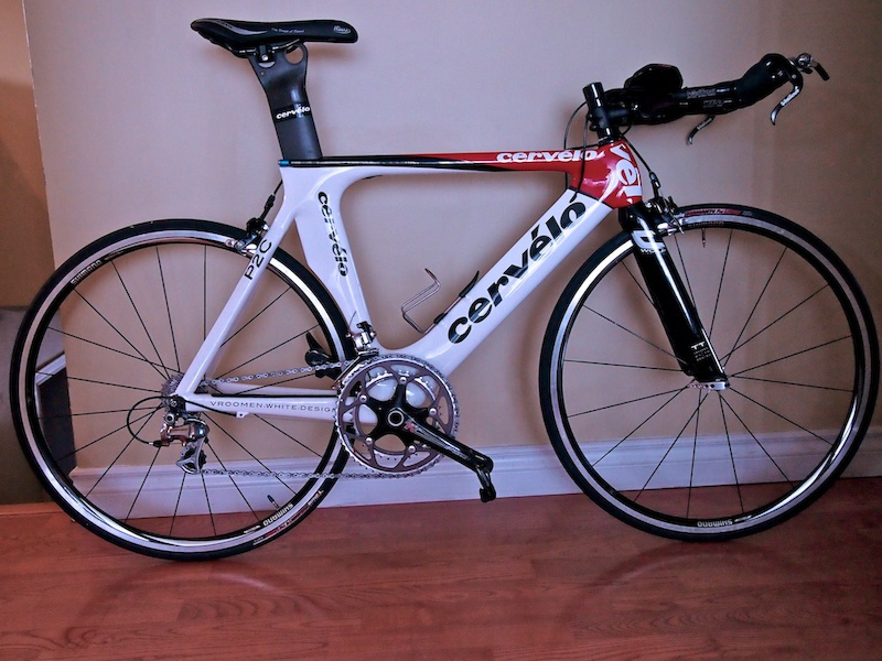 2008 48 Cm Cerv 233 Lo P2c Dura Ace For Sale