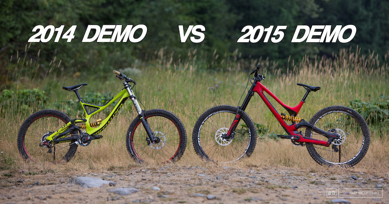 Demo Vs Demo Is Newer Better Pinkbike