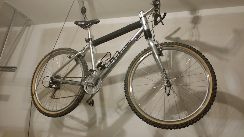 1996 Cannondale F1000 Mountain Bike Like New For Sale