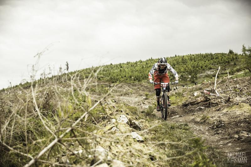 EWS TweedLove 2014 Day Two - Enduro racing