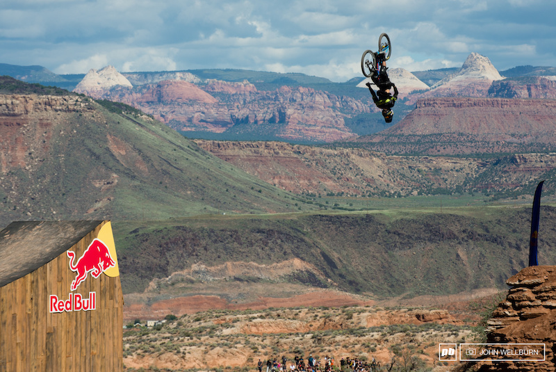 Red Bull Rampage 2015 – Riders Announced
