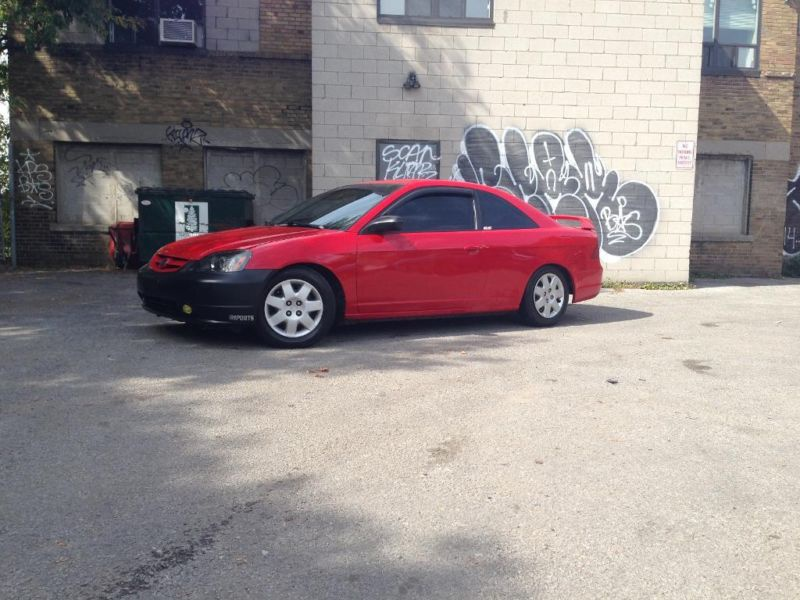 2002 honda civic lx coupe with mods for sale. Black Bedroom Furniture Sets. Home Design Ideas