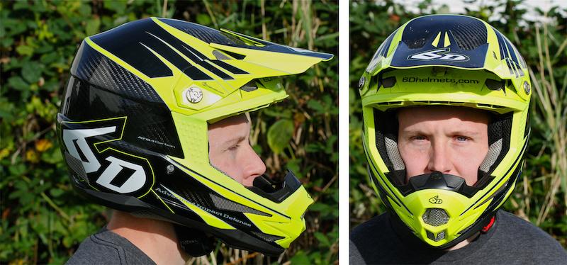 6d atb 1 helmet review pinkbike. Black Bedroom Furniture Sets. Home Design Ideas