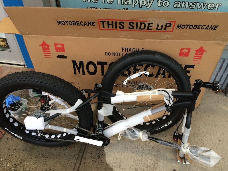 Bikes Direct Fat Bike Review by my positive review