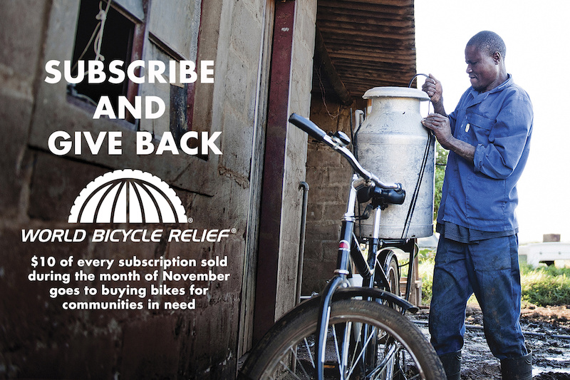 Freehub Magazine Making a difference one subscription at a time