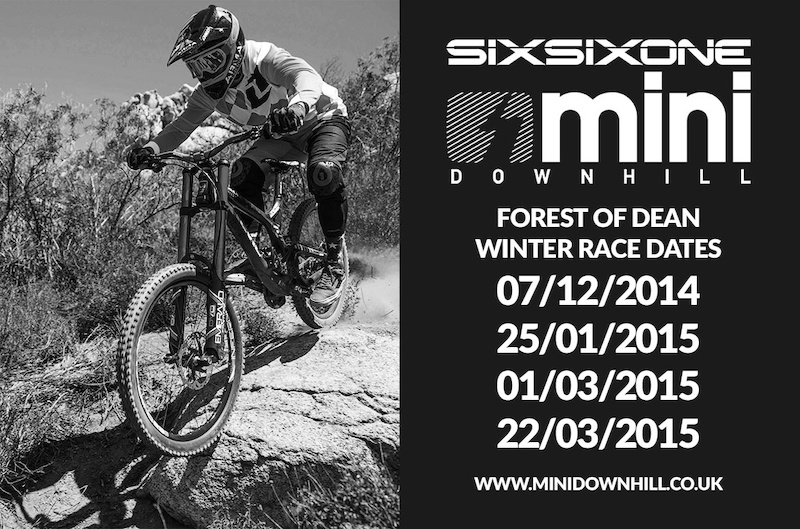 661 Mini Downhill winter series 2014 15