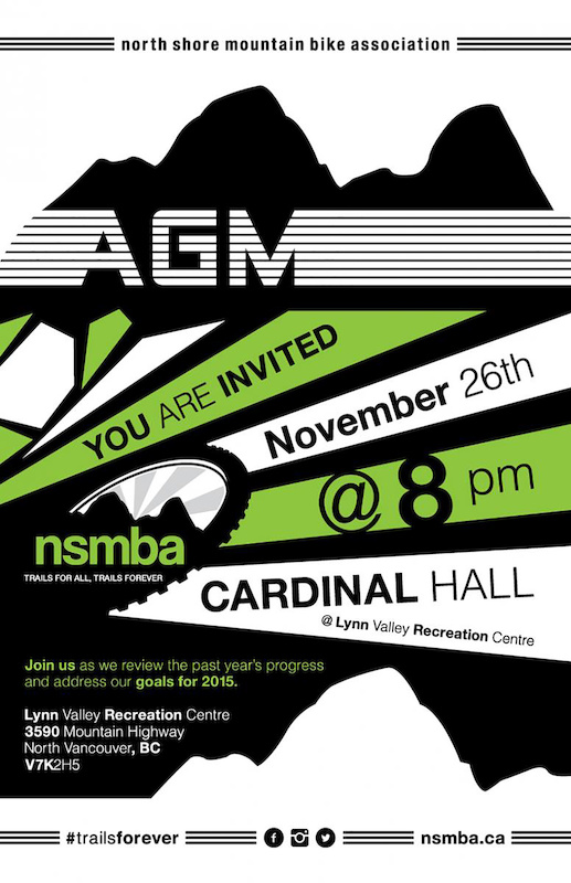 AGM of the NSMBA November 26