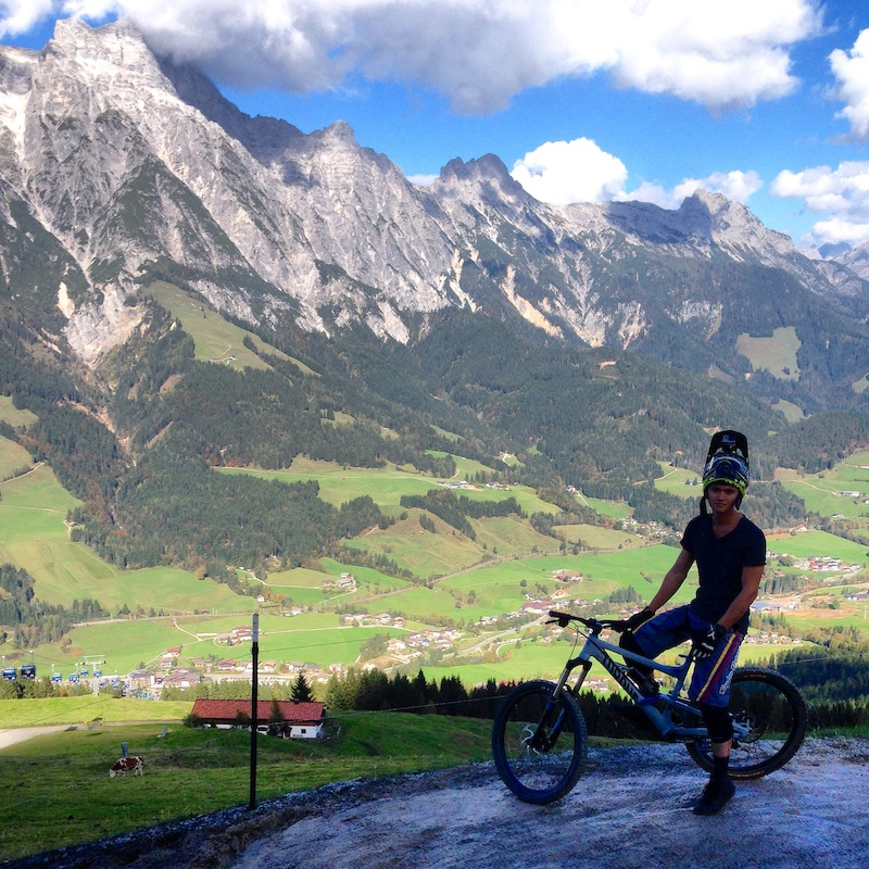 Leogang Austria  City new picture : in Leogang, Austria photo by iddesign4 Pinkbike