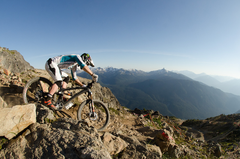 More from Whistler...