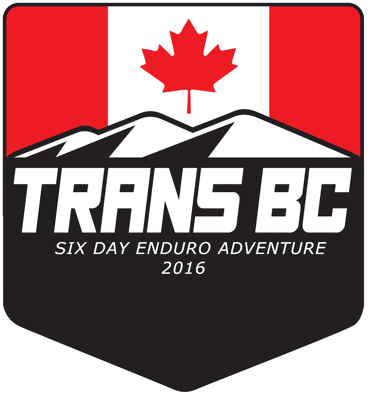 2016 Trans BC - 6 Day Enduro