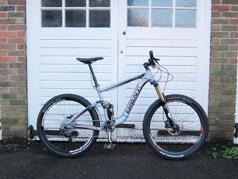 2012 Giant Trance X2 For Sale