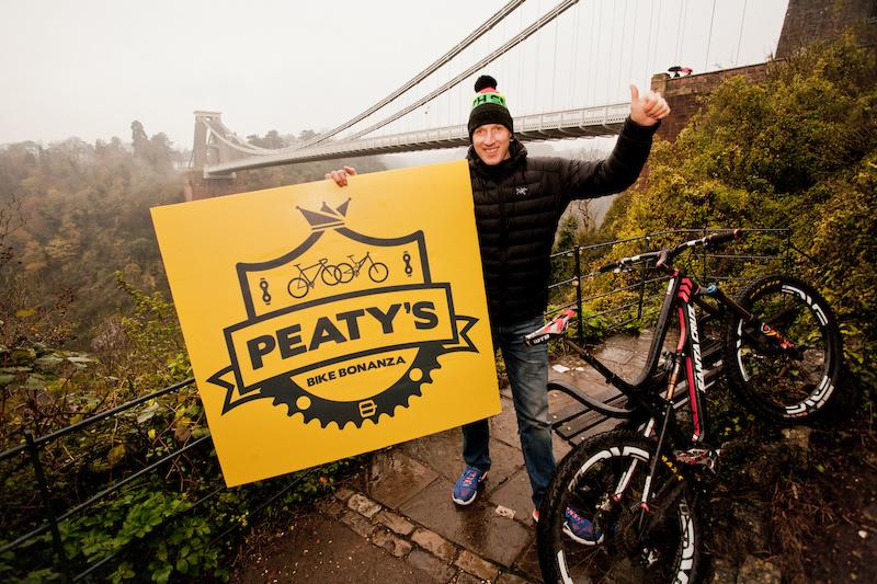 Peaty s Bike Bonanza