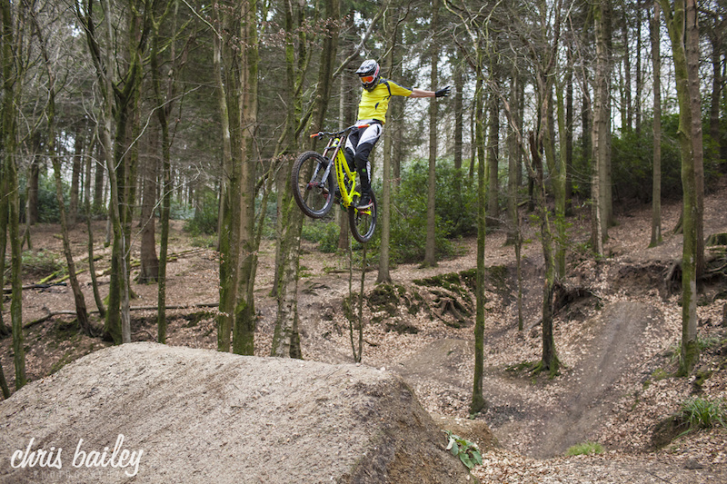 Chris Smith Signs with Transition UK - Photo Chris Bailey