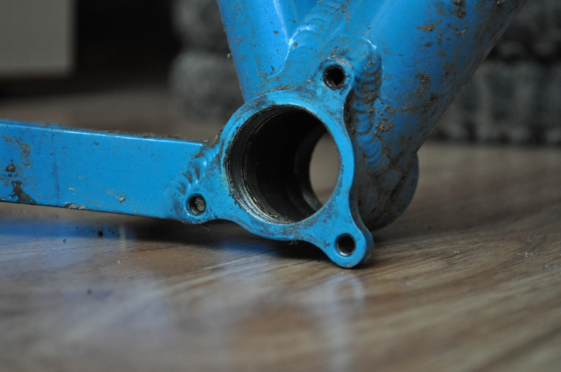 Dartmoor Hornet 2011 - Dirty Bottom Bracket