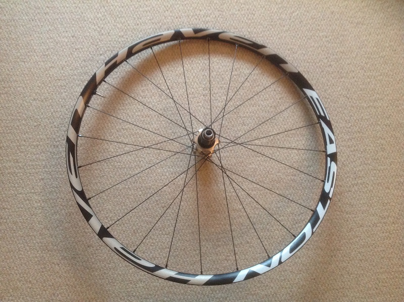 how to change spokes on a easton haven wheel